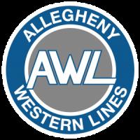 Allegheny Western Lines Modular Railroad Club Logo